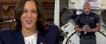 Vice President Kamala Harris to lead National Space Council under Biden administration