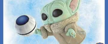 Baby Yoda from 'The Mandalorian' will soar as Macy's Thanksgiving Day Parade balloon