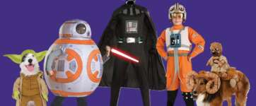 Best Star Wars costumes: Halloween, cosplay, and fancy dress outfits