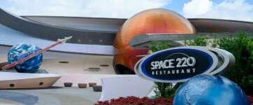 Disney's Space 220 restaurant has hidden nods to NASA history