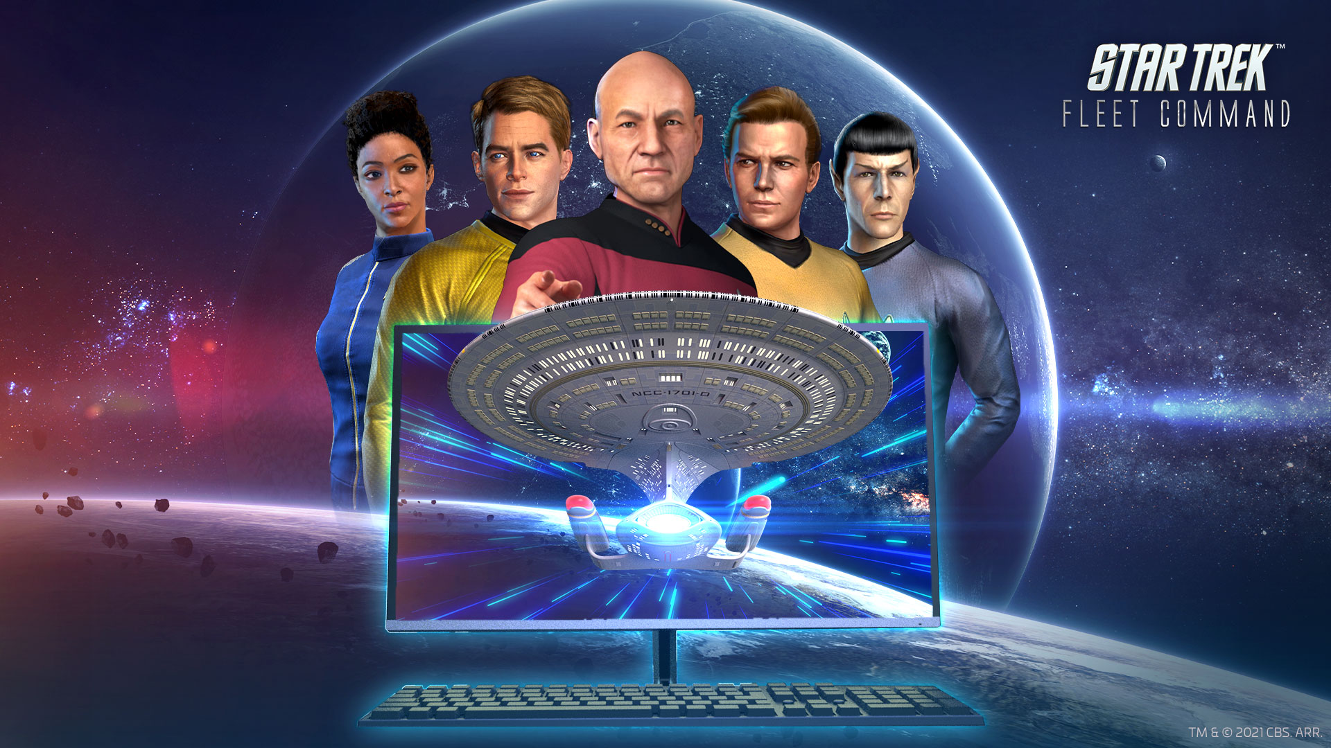 'Star Trek Fleet Command' warps from mobile to PC (with new exclusives)