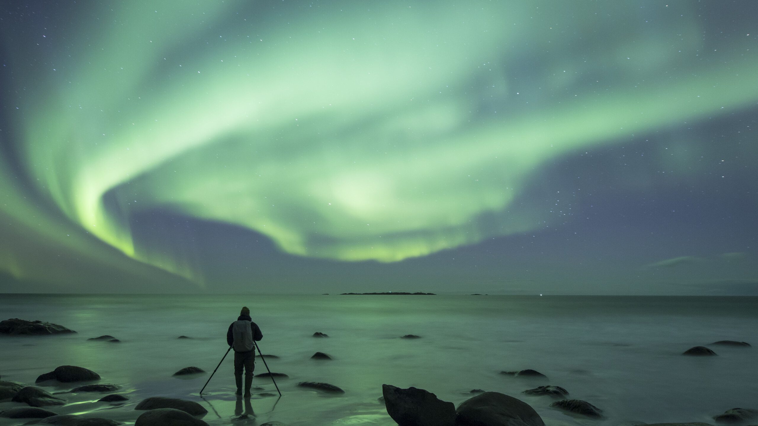 Where and how to photograph the aurora